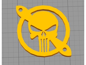 Anet A8 Punisher Fan Cover