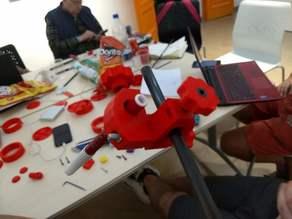 Licornio 3D Printing Fest Barcelona
