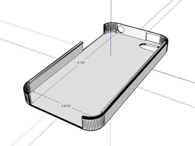 Iphone  Dimensions For Case