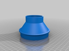 4 inch to 2 inch Dust Collector Adaptor_rev1