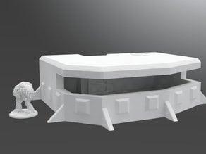 Großer Bunker - Warhammer - Tabletop - 28mm