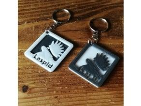 Porte clés LASPID (Keychains)