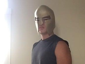 Life-Size Spartan/Roman Helmet