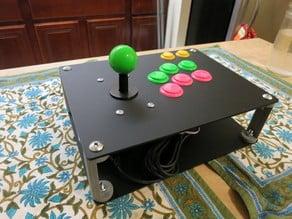 Raspberry Pi Arcade Stick Console