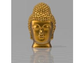 Hi-Res Buddha Keychain