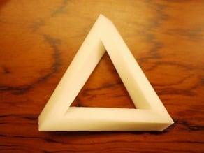 Escher's Penrose Triangle
