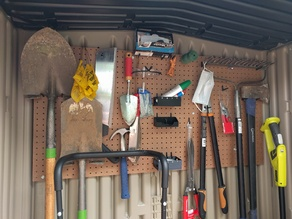 Strong Pegboard Accessories
