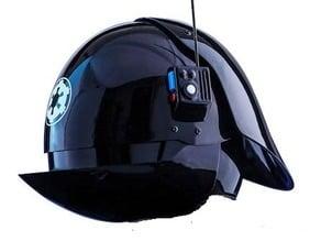 Death Star Imperial Gunner Helmet Options 1 & 2
