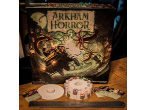 Arkham Horror/ Eldritch Horror 3rd ed Small token threaded holder