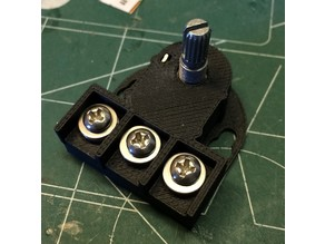 Wall Mount Potentiometer Enclosure