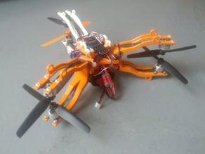 Hexacopter Y6