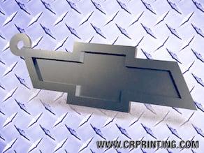 Chevy Keychain in SemiFlex NinjaFlex