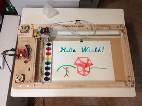 "Simple ""Hello World"" for a WaterColorBot"