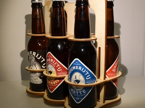 Beer Crate - Six Pack
