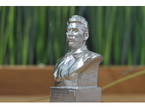Stalin BUST from GORKI LENINSKIYE museum