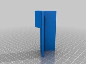 Model rocket fin guide