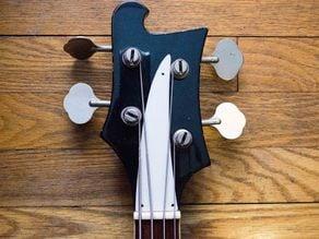 Rickenbacker 4001/4003 Bass Guitar Truss Rod Cover
