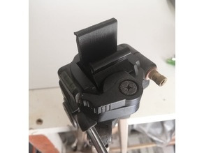 Phone Holder for Camera Tripod (QuickRelease 30mm x 30mm)
