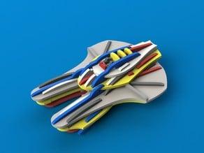Spaceship Puzzle toy