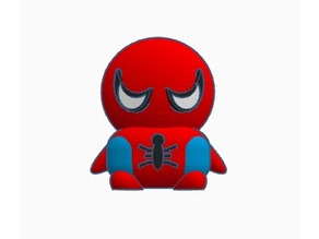 Spider Man Chub Chub #1