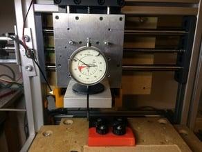 Messuhr Adapter 43mm