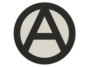 Anarchist A Symbols