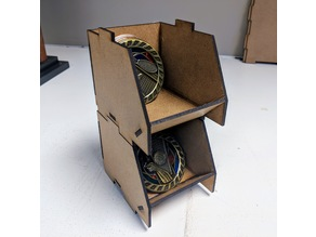 Yet another stackable box - lasercutter