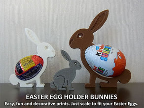 Easter Egg Holder Bunnies