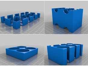Customizable Box, Insert and Lid Creator (now with Text)