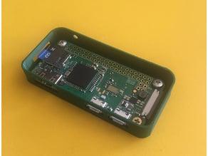 Raspberry PI Zero W box