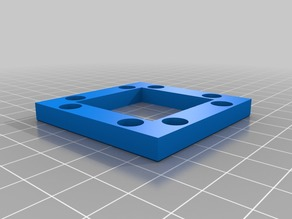 OpenForge 2.0 Dungeon Stone Bases 7mm holes