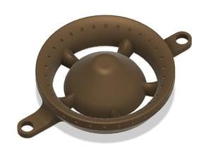 50mm Radial Fan Inlet V1