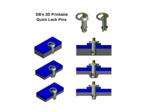 DB's Quick Lock Pin