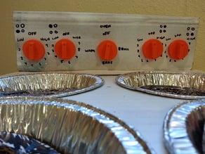 Play oven knob