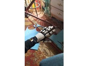 Robot Hand Foam Armor