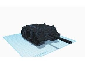 Cornicen,  Super Heavy Siege Tank