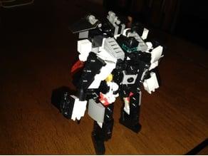 """Mobile Frame Zero: Shinonome SN-3 """"Karasu"""""""