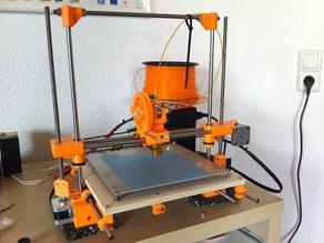 RepRap Wallace/Wallace++ Compilation Edition