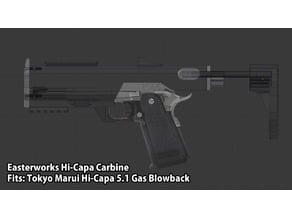 (AIRSOFT) Hi-Capa 5.1 Carbine Kit