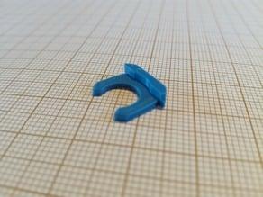 Ultimaker 2+  bowden tube clip