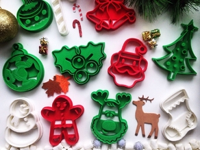 Christmas Sock Cookie Cutter