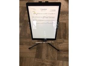 "iPad Pro 12.9"" Mic Stand Holder"