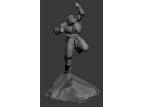 Street Fighter 4 Ryu Dragon Punch