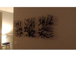 Tree 2D Wall Art Support