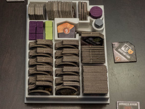 Eclipse - Race / 9-player / Extra Components Tray