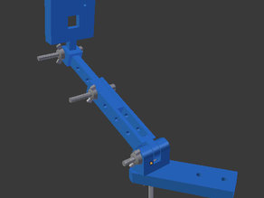 Raspberry Pi camera support for the SmartCore 3D Printer