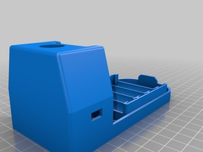 Duplo RC Train middle section printable without supports