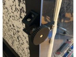 Enclosure lock