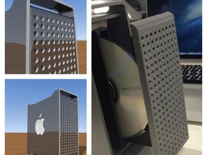 Mac pro G5  DVD drive enclosure
