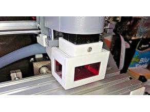 CNC LASER module shield